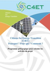 thumbnail of C4ET_Pedagogical_programme_FR